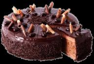 choco slice cake free png download