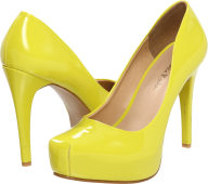 classic yellow pair heelshoe free png download