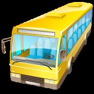 clip art bus png