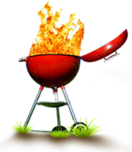 clipart grill image