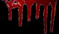 dark red flowing blood free png download (2)