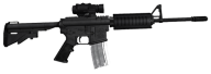 download png assault rifle free
