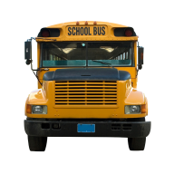 download school bus png