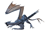 dragon 3d art png