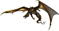 dragon art free png