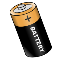 durocellclipart  battery free png download