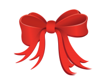 end landed red ribbon free clipart download