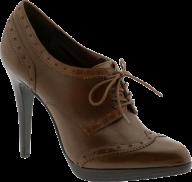 fancy brown laze heelshoe free png download