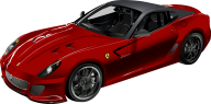 Ferrari Cartoon Png Image