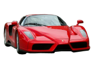 Ferrari Front view Png Image Download