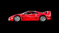 Ferrari racing car png image
