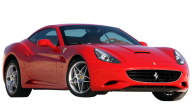 Ferrari Side view Png Image Download