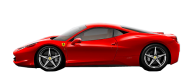 Ferrari Sideview Icon Png