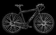feu black bicycle free png download