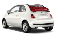 Fiat Back View Png Image