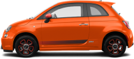 Fiat Orange Image Png Download