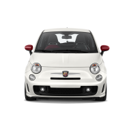 Fiat Png Image Front View