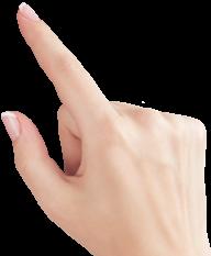 Finger Free PNG Image Download 1
