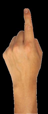 Finger Free PNG Image Download 11