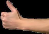 Finger Free PNG Image Download 17