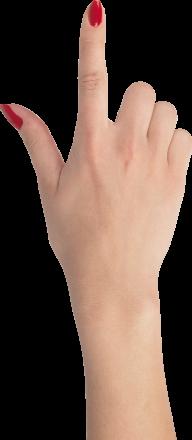 Finger Free PNG Image Download 24