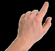 Finger Free PNG Image Download 29