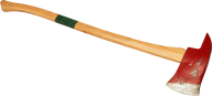 Firemans Axe png for Web