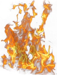 Flame Free PNG Image Download 14