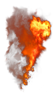 Flame Free PNG Image Download 15