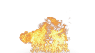 Flame Free PNG Image Download 19