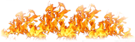 Flame Free PNG Image Download 27