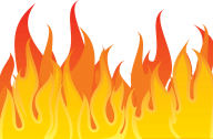 Flame Free PNG Image Download 3