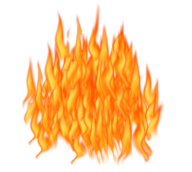 Flame Free PNG Image Download 7