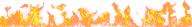 Flame Free PNG Image Download 8