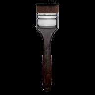 flat handle black brush free png download