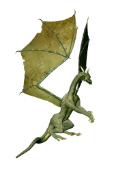 flying dragon 3d art png free