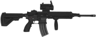 free assault rifle png