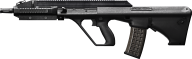 free png download assault rifle
