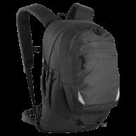 full black backpack free png download