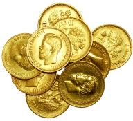 Gold Free PNG Image Download 21