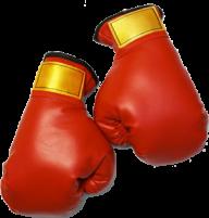 golden handel boxing gloves free png download