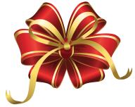 golden red ribbon free clipart download (2)