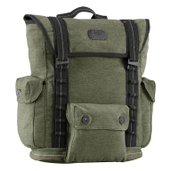 green cloth backpack free png download