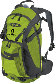 green scott backpack free png download