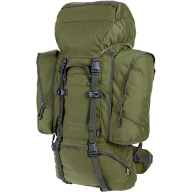 green travel backpack free png download