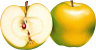 Greenish Yellow Apple Png