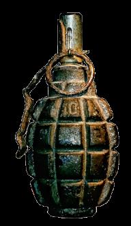 Grenade Free PNG Image Download 1