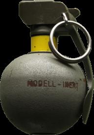 Grenade Free PNG Image Download 16