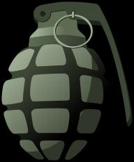 Grenade Free PNG Image Download 27