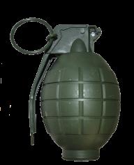Grenade Free PNG Image Download 3